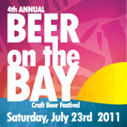 4th Annual Beer on the Bay