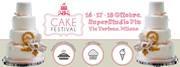 Italian Cake Festival- Show - Milan, Italy
