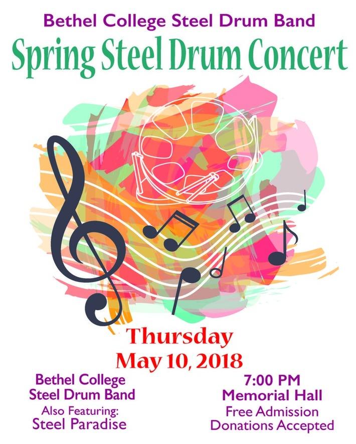 Bethel Steel Drum Concert 2018