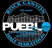 Rock Canyon Half Marathon