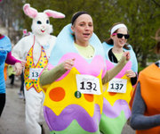 Hams and Hamstrings® Easter Sunday 5K