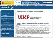 Máster Universitario en Liderazgo y Dirección Pública