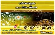 CURSO DE FORMACION PRESENCIAL EN ASTROLOGIA AVANZADA CON TITO MACIA