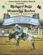 TEXAS GREASEPAINT BULLRIDING/BULLFIGHTING TOUR FOR CANCER