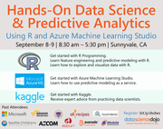 Hands-On Data Science & Predictive Analytics Using R and Azure ML Workshop