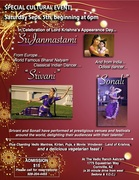 SPECIAL CULTURE EVENT - INDIAN CLASSICAL DANCE PERFORMANCE