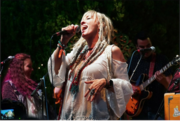 """Woman Arising """"CD Release Party with Larissa Stow & Shakti Tribe"""""""