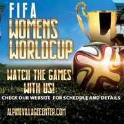 FIFA Womens World Cup Soccer