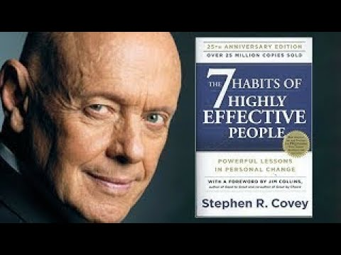 The 7 Habits of Highly Effective People Audiobook Summary