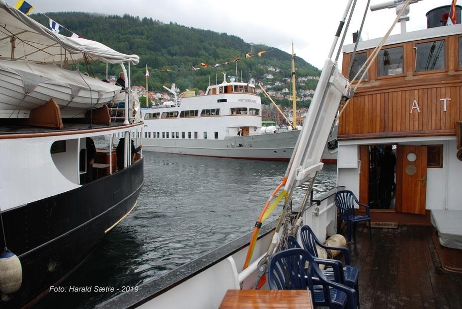 2019. Felles fjordabåttur til Våge, Tysnes 10. juni. Foto Harald Sætre (3)