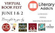 Literary Addicts Fest Romantic Edge Books Round Table Panel