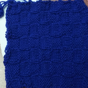 OCTOBER - GARTERS AND GRANNIES from River John Square Knitters
