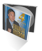 4 Steps To Financial Freedom Audio VCD