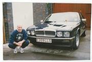 Toms & his Jag