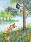 Story The Raven and Fox