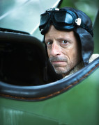 Author in Cockpit