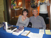 Booksigning on Mariner of The Seas