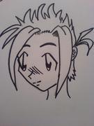 Manga figur