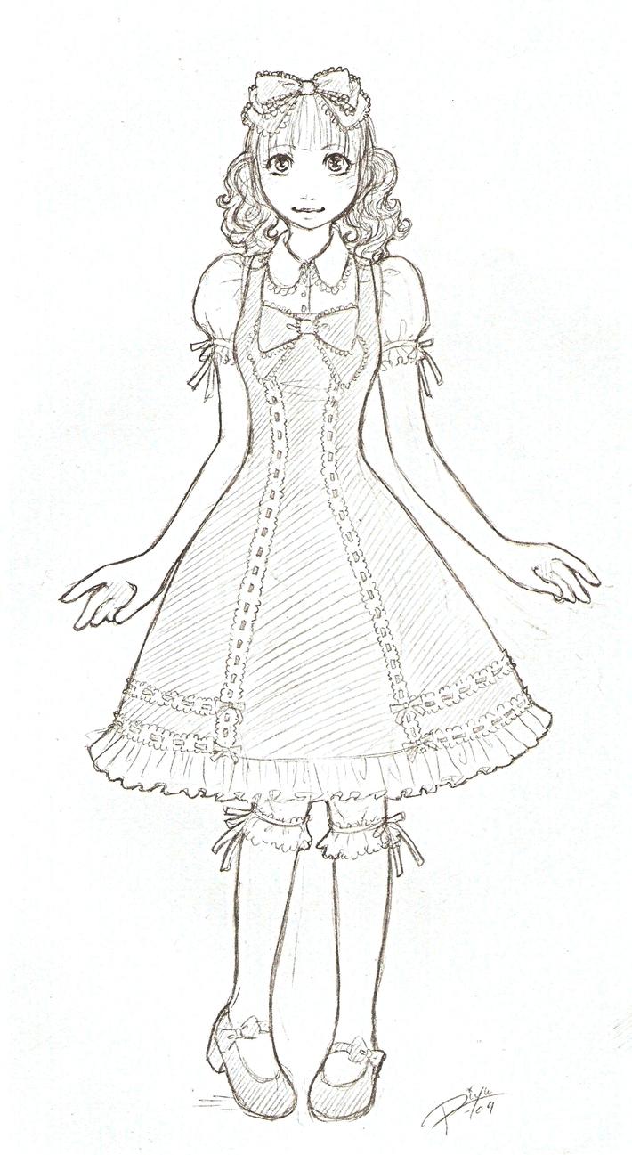 Lolita sketchie
