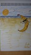 Banana time! xD