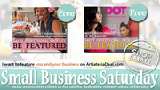 Small Business Saturday Deals & Steals 1