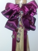 Double Diamond Decorated Bows