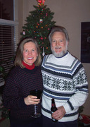 Sharon and Mike Freeland