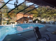 Our Pool At Home Sweet Home.