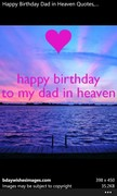 Remembering you on your birthday today and missing you and loving you daddy‼ your daughter