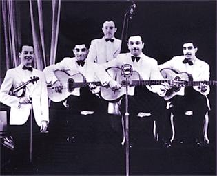 The Hot Club du France Quintette
