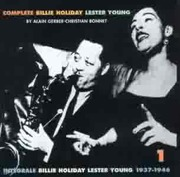 billy holiday and lestr young