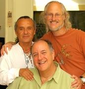 Tito, Ian and Gary