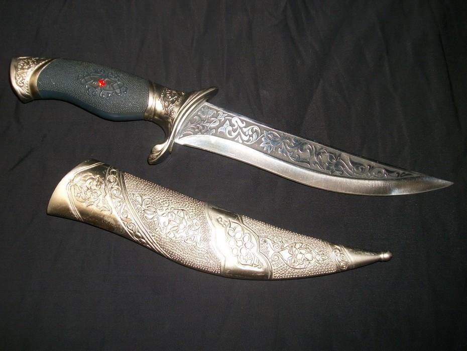 Gent's sidearm from my wayback days . . .