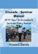 Crusade-Seminar Manual