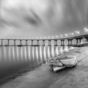 Dinghy | Coronado Bridge, San Diego, CA
