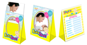 Babylove welcome card