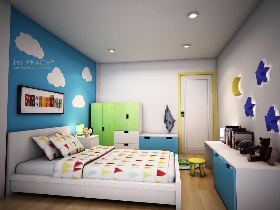 NALIN AVENUE_3rd floor - bedroom 2-2