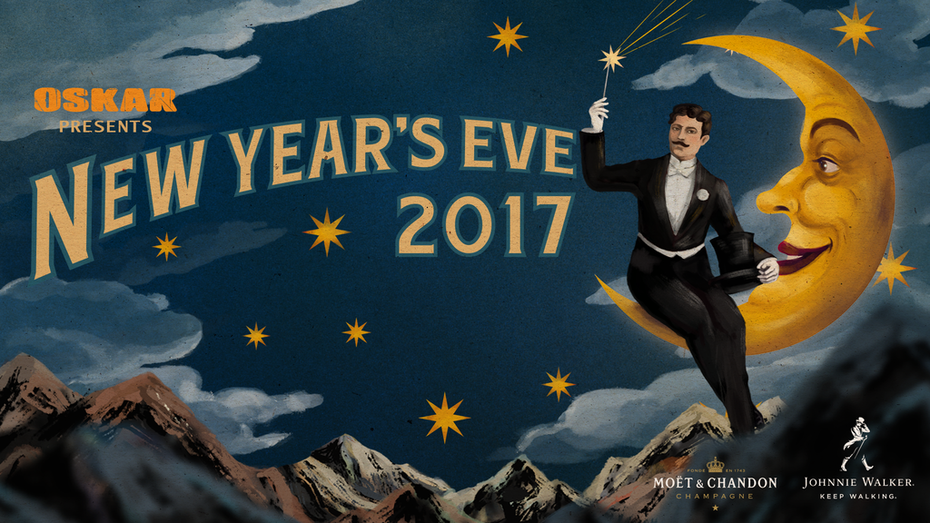 New Year's Eve Event Cover