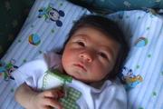 Meu netinho Otávio