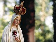 Imagem de Nossa Senhora ao ar livre