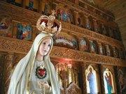 Intronização de Nossa Senhora