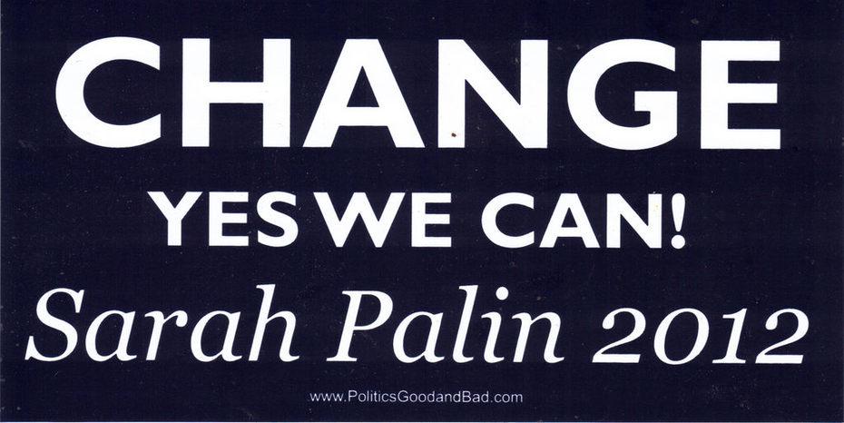 Sarah for President