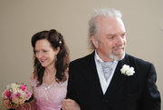 with my daughter, Kelly, at her wedding on 2010-08-07