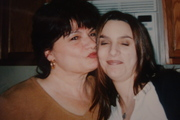 me and my mom 2003