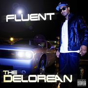"""The Delorean"" album cover"