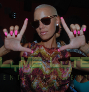 Amber Rose n the LyTE