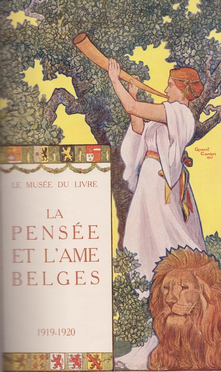 La pensée et l'âme belges