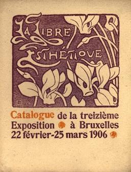 La libre esthétique (Bruxelles 1894 - 1914)