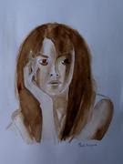 Dessins de nus et de portraits