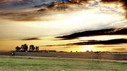 Coucher de soleil:Benslimane/MAROC3